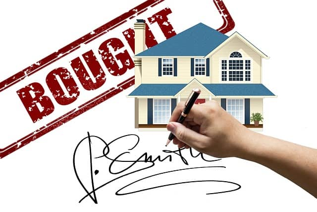 build wealth through property